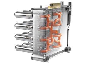 3D-Printed Hot Runner Manifold