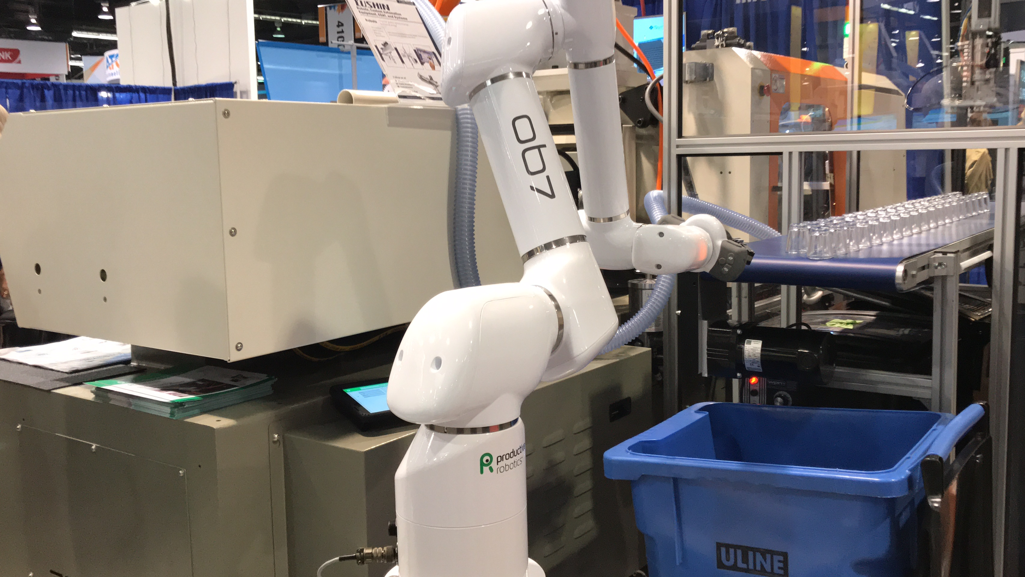 Robot Questions? Automation Answers