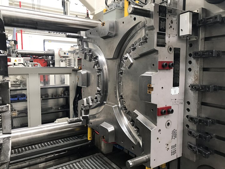 ISO 20430 injection molding machine safety standard