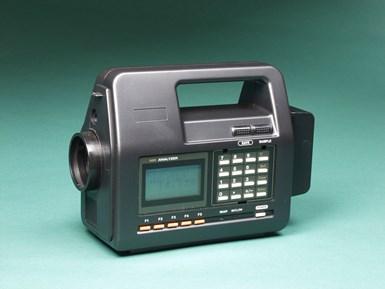 Kett KJT130 portable hand-held moisture analyzer
