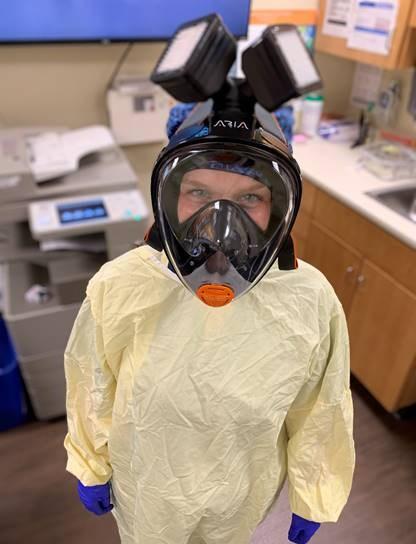 Mack Synectic PPE mask