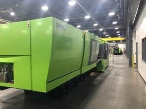 Metro Mold & Design Adds Four Injection Molding Machines