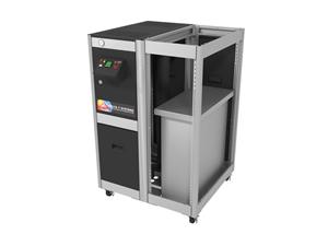 Process Cooling: Temperature Control Unit Features Open Tank Design