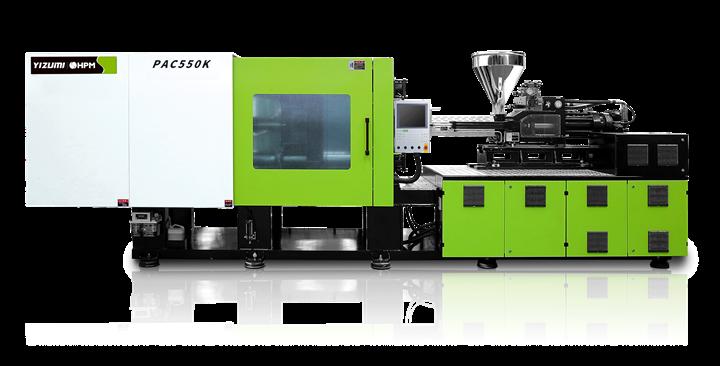 Yizumi HPM PAC-K-610 injection molding machines