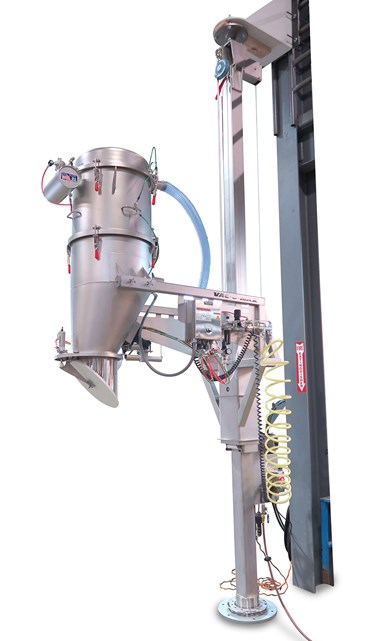 ColumnLift vacuum conveying systems