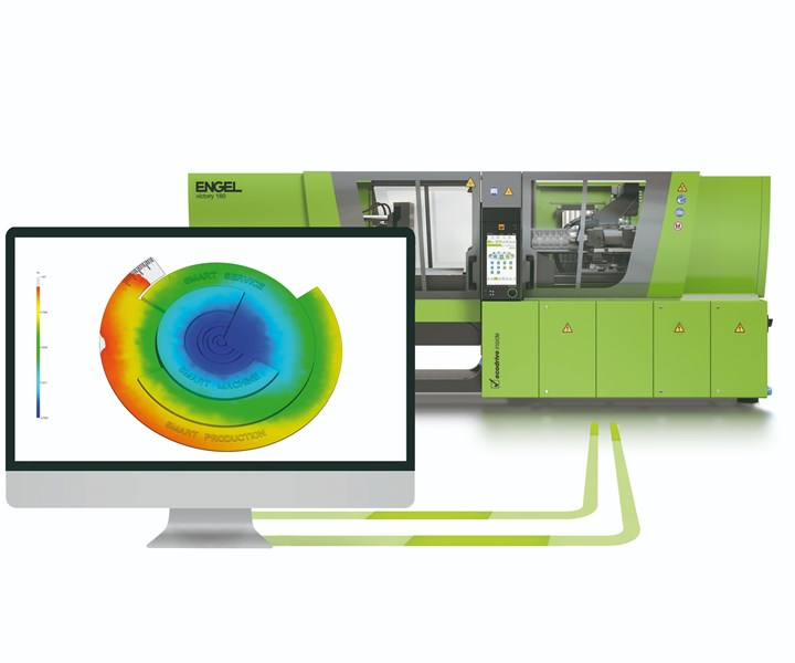 Engel is developing simlink for two-way communication between the injection machine and offline simulation.