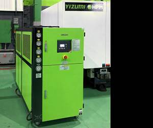 Yizumi-HPM Introduces Molding Auxiliaries