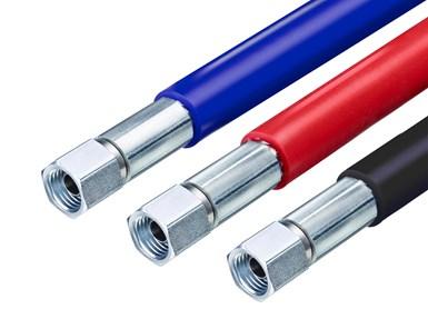Hasco's PFA copolymer Z8560 hose