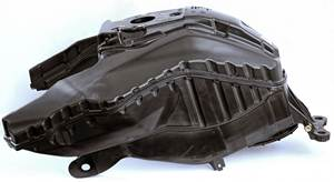 Injection Molding Gains an Edge in Motorcycle Gas Tanks