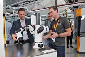 Hahn Automation's New Healthcare Technology Center