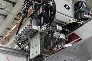 How to Automate High-Precision 'Micro' Insert Molding