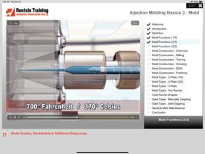 Injection Molding: Training Program Launches New App to Serve Mobile Device Users