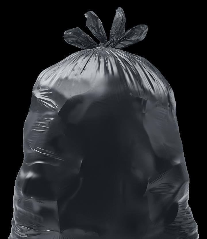PE trash bag