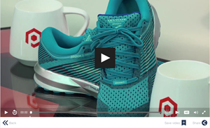 NPE Network Video: Polyurethane Technology in Shoes