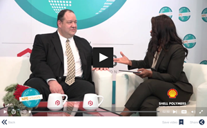 NPE Network Video: From Landfill to New Materials