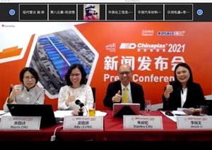 Adsale Optimistic for Chinaplas 2021's Prospects after Cancelling 2020 Edition