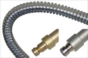 Tooling: Hose Provides Flexible Cooling
