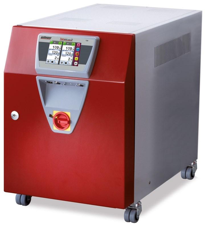 Wittmann Battenfeld Tempro plus D120 temperature controller
