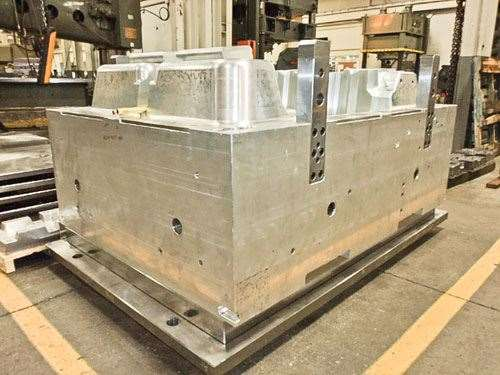 Technical and Financial Advantages of Aluminum Tooling Vs. Steel Tooling