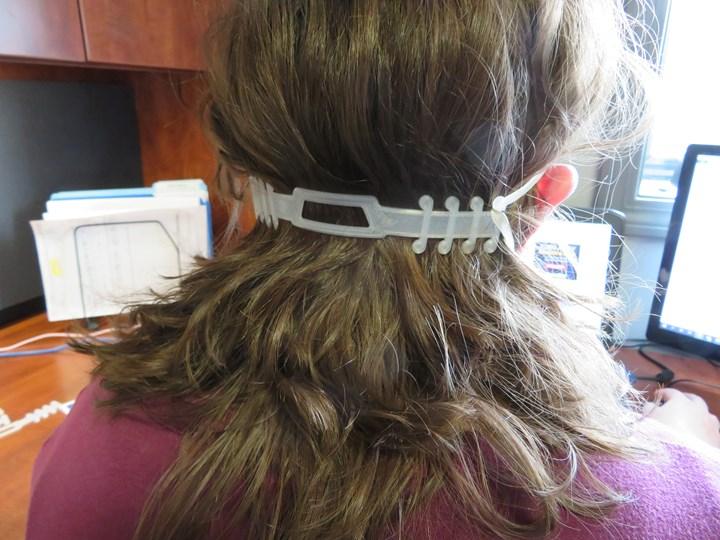 Westminster Tool 3D printed ear protector