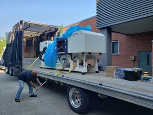 Penn State Behrend Installs Consigned Zeres Injection Molding Machine