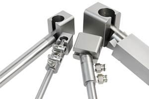 Self-Adjusting Precision Lifter