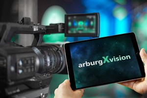 Arburg Announces Live, Interactive Broadcasts