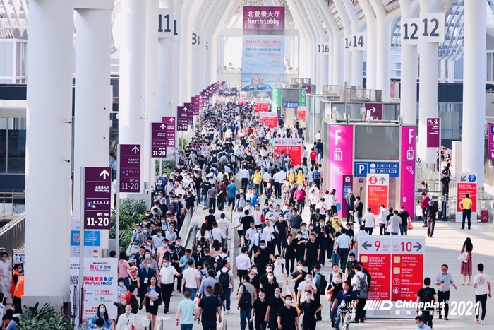 Chinaplas 2021 Concludes With More Than 150,000 Visitors