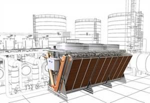 新型绝热冷却器系列