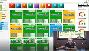Intouch Monitoring:提高OEE的调度和分析系统