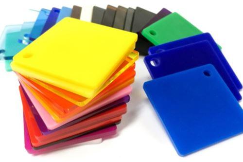 为塑料颜色控制的最佳结果-计划相应的图像