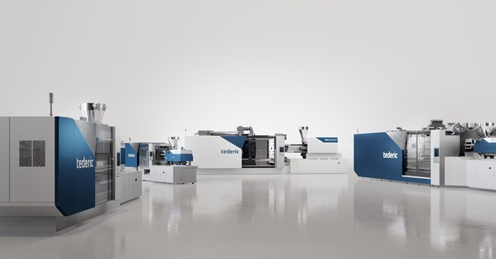 Injection Molding Machine Line Launched