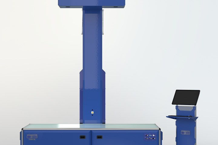 Exact Metrology offers InspecVision's Planar