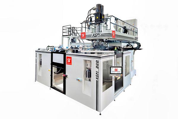 吹塑:大型和复杂工业零件形象的增强机器
