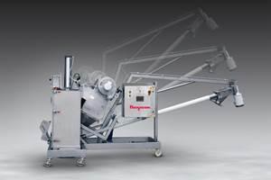 输送带-卸袋系统可移动,卫生