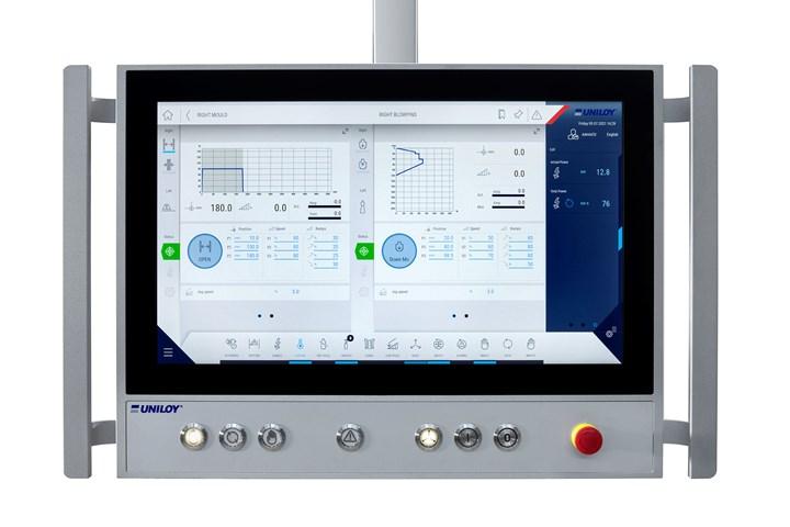 全新的控制和接口接受手势命令,并结合OPC UA连接,用于数据传输和下游设备的集成。