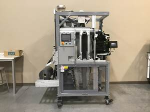 Automated Vertical Wrapping System Boosts Throughput