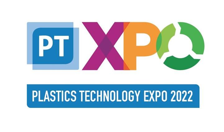 PTXPO March 2022 trade show for plastics processors