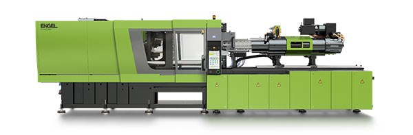 all electric injection molding machine e-cap 380