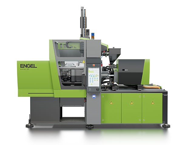 all electric injection molding machine e-mac 50