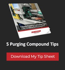 5 purging compound tips