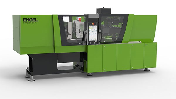 all electric injection molding machine e-motion 80
