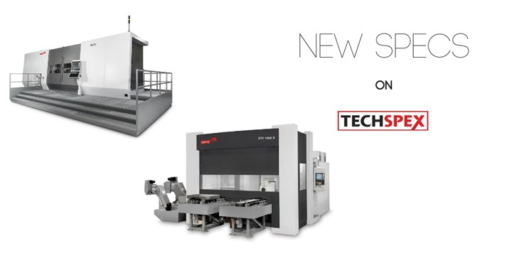 machining centers from Starrag