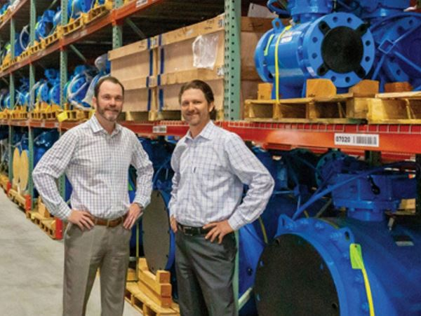 AIV and Gulf Coast Modification announce promotions of Trey Cook to CEO and president, Ryan Loving to CFO and president image