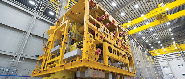 The Actuators That Drive Subsea Operations image