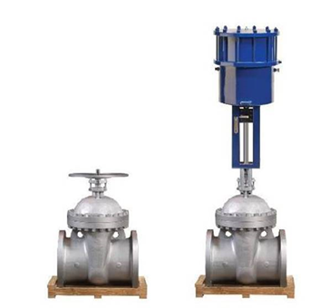 Linear Actuators for Automating Gate Valves image