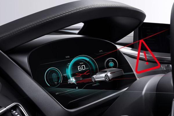Bosch's passive 3D technology; NDIR gas sensors image