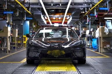 2020 Corvette build