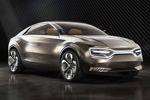 Kia's Big Plans for EVs, Advanced Mobility image