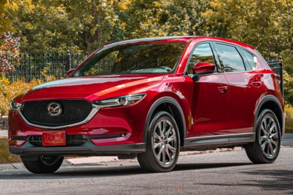 Mazda Tops CR Reliability Ratings image